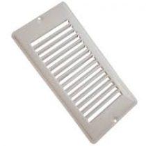 floor grill white 505291 92