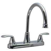 two handle kitchen faucet 306083 4