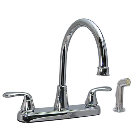 Buy Online Phoenix Chrome Two Handle Hi Arc Kitchen Faucet W Side