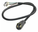 4 prong dryer cord 808166