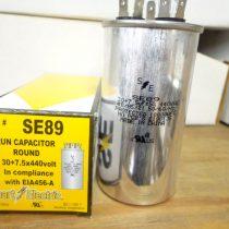 Volt-Round-Capacitor