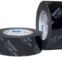 black 181 duct tape 606107