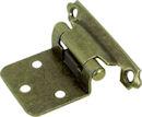 cabinet hinge antique brass 909212