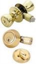entrance & deadbolt set goldtone 404053
