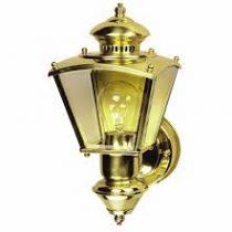 outdoor light fixture brass 808270