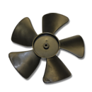 replacement fan blade 808393 94