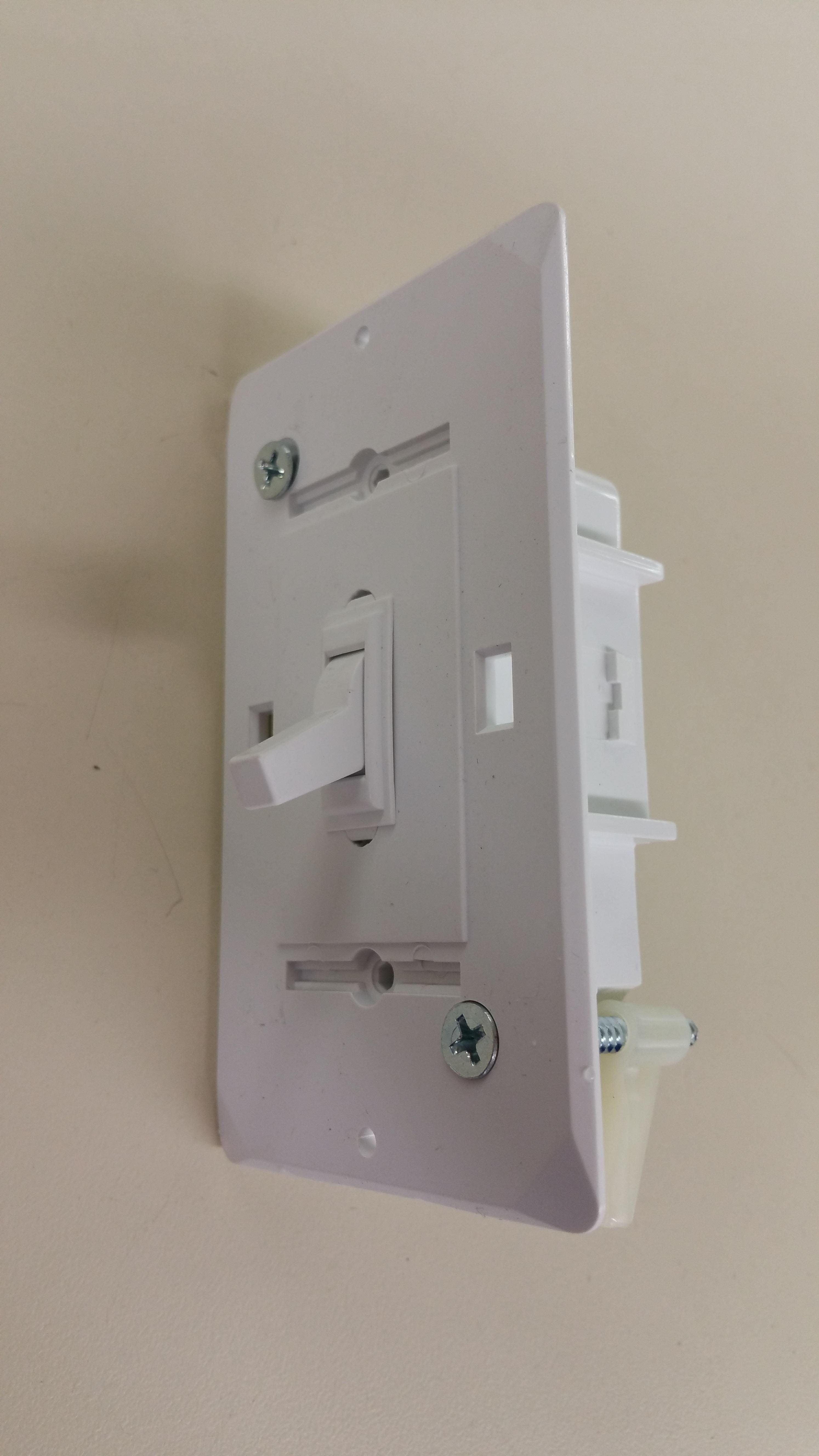 Buy Online Self Contained Switch White - American Mobile Home Supply