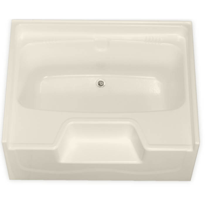 Buy Online Tub, Fiberglass 54 x 42 Garden, Bone - American Mobile ...