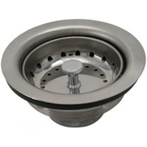 sink strainer stainless steel 303505