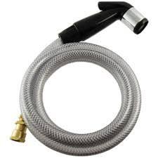 spray head & hose